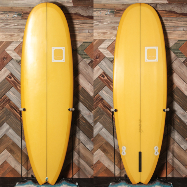 "【中古優良品】 CANVAS MINI NOSERIDER 5'12"" x 21"" x 2-5/8""   【商品グレード】★★★☆☆ No.c1502"