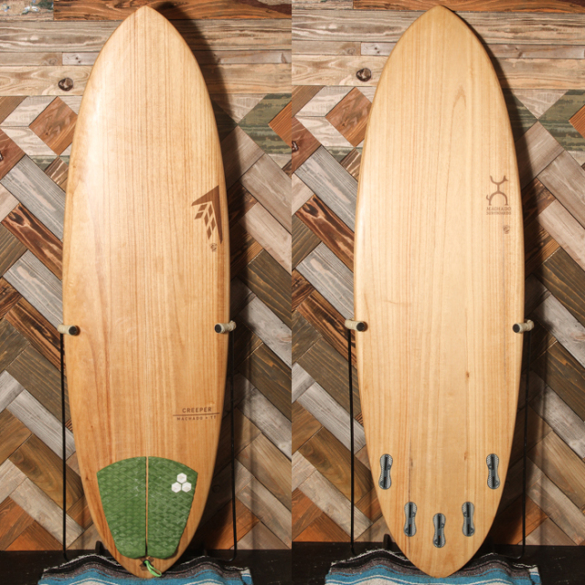 "【中古極上品】FIREWIRE THE CREEPER 5'8"" x 19-3/4"" x 2-1/2""  【商品グレード】★★★★☆ No.c1509"