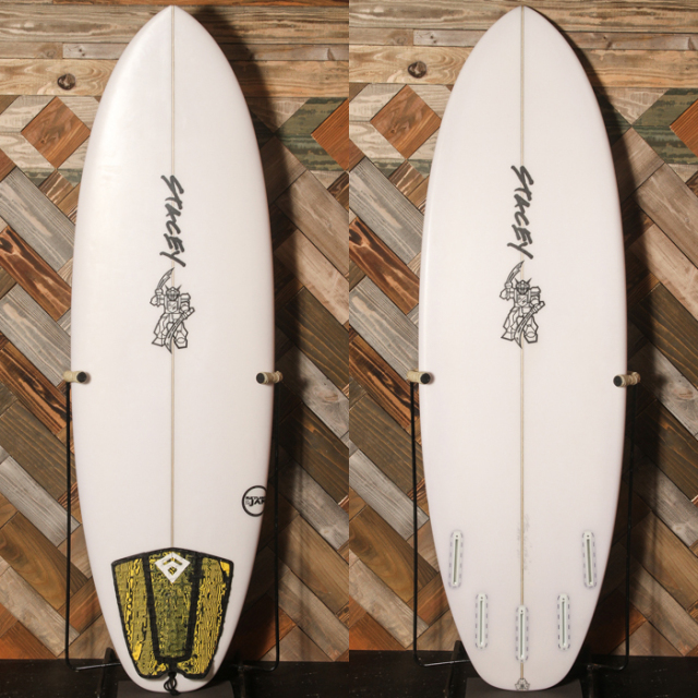 "【中古優良品】 STACEY RETURN OF THE JAM 5'6"" x 19-3/4"" x 2-3/8""  【商品グレード】★★★☆☆ No.c1514"