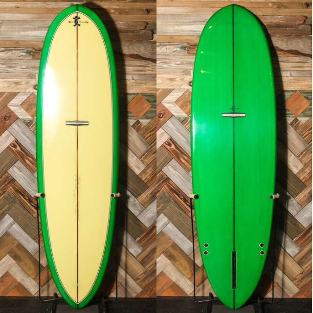 "【中古優良品】YU SURF CLASSIC / MAGIC CARPET 6'8"" x 22"" x 2-3/4""  【商品グレード】★★★☆☆ No.c1519"