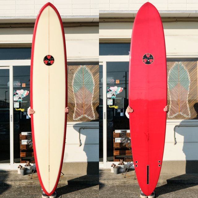 "【中古優良品】 GERRY LOPEZ / 9'1CUSTOM 9'1"" x 21-1/4"" x 2-9/16"" 【商品グレード】★★★☆☆ No.c1523"