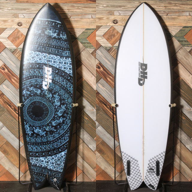 "【中古極上品】 DHD / MINI TWIN 5'7"" x 20-1/4"" x 2-5/16"" 【商品グレード】★★★★☆ No.c1536"