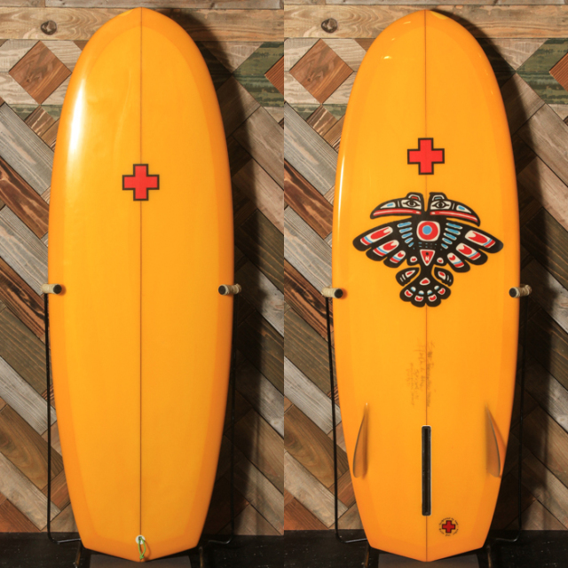 "【中古優良品】 DOC/MINI SIMMONS THANG 5'2"" x 20-5/8"" x 2-3/8""  【商品グレード】★★★☆☆ No.c1542"