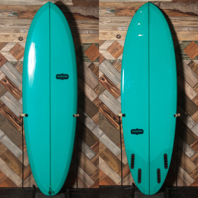 "【中古極上品】 ALMOND / SURVEY 6'0 x 20-3/4"" x 2-9/16"" 【商品グレード】★★★★☆ No.c1548"