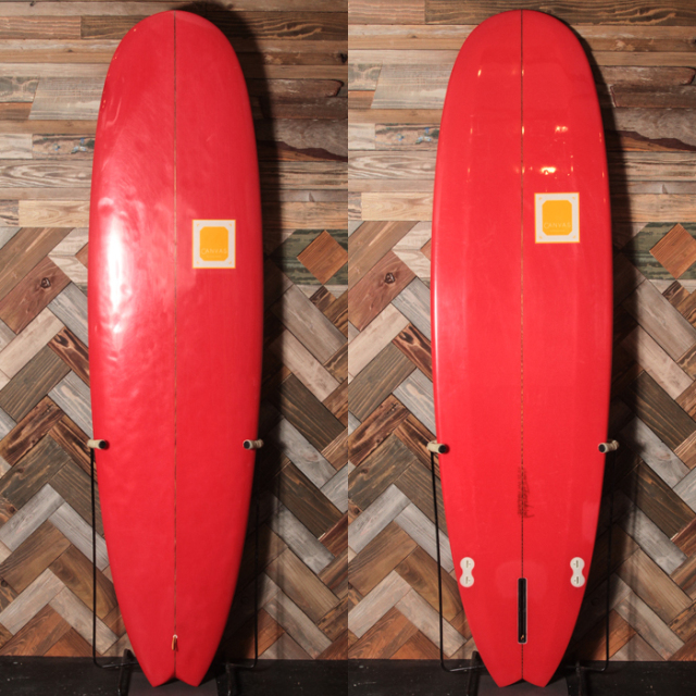"【中古品】 CANVAS / MINI NOSERIDER 6'12"" x 22"" x 2-3/4"" 【商品グレード】★★☆☆☆ No.c1549"