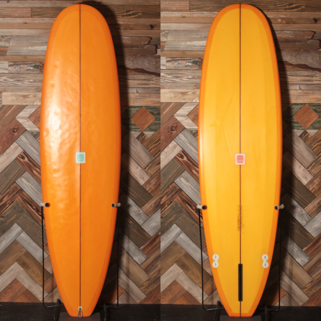 "【中古優良品】 CANVAS MINI NOSERIDER 6'12 x 22 x 2-3/4""  【商品グレード】★★★☆☆ No.c1551"