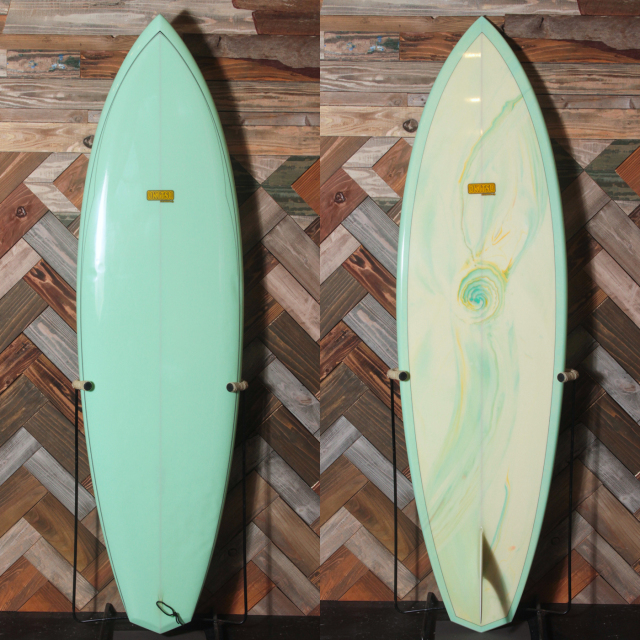 "【中古優良品】 OKITSU / CUSTOM SINGLE 6'0 x 19-3/4"" x 2-11/16"" 【商品グレード】★★★☆☆ No.c1564"