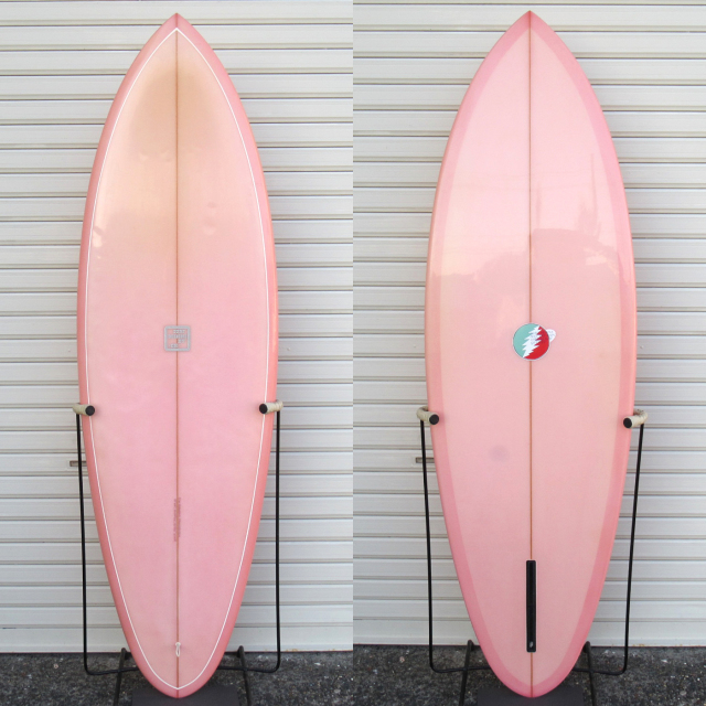 "【中古優良品】CK HAWAII / SINGLE CUSTOM 5'10"" x 20-5/8"" x 2-5/8""【商品グレード】★★★☆☆ No.c1575"