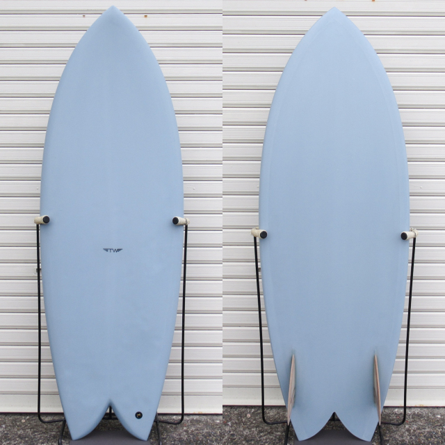 "【中古優良品】 TYLER WARREN / OG FISH 5'1"" x 20 -1/2"" x 2-1/2"" 【商品グレード】★★★★☆ No.c1591"