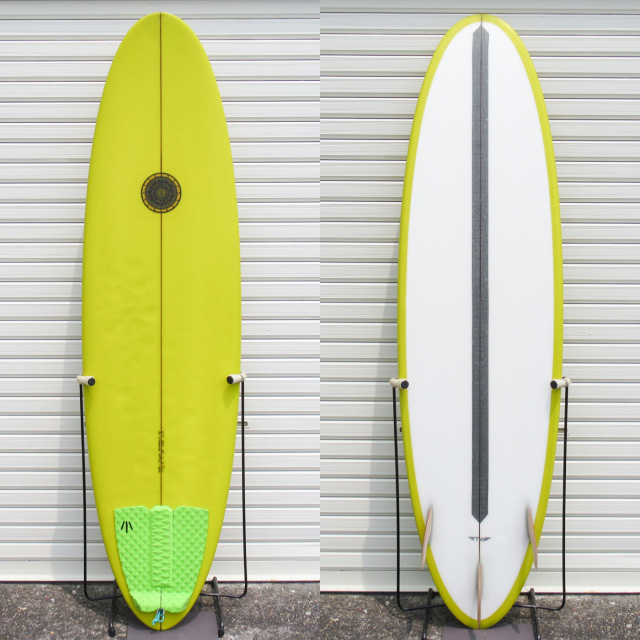 "【中古優良品】 TYLER WARREN / HATCHET EGG 6'4"" x 20"" x 2-5/16"" 【商品グレード】★★★☆☆ No.c1607"