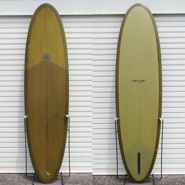 "【中古優良品】 TYLER WARREN / FUNCTION HULL 7'0 x 21-1/4"" x 2-3/4""   【商品グレード】★★★☆☆ No.c1608"