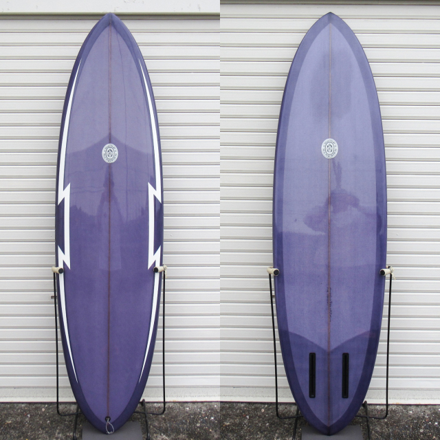 "【中古優良品】 Neal Purchase Jnr / DUO 6'6"" x 20-1/2"" x 2-5/8"" 【商品グレード】★★★☆☆ No.c1622"
