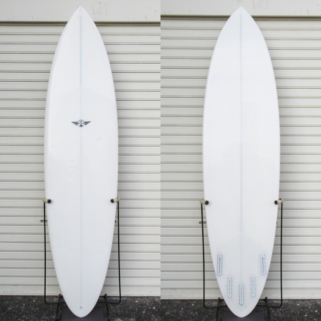 "【中古優良品】 NATION / PINK CHAMPAGNE ON ICE 6'10"" x 20-1/16"" x 2-5/8"" 【商品グレード】★★★☆☆ No.c1641"