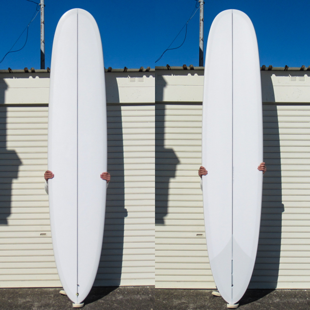 "【中古極上品】NATION(RYAN ENGLE SURFBOARDS) / TYPE-C(COLAPINTAIL) 9'5"" x 23"" x 3"" 【商品グレード】★★★★☆ No.c1647"