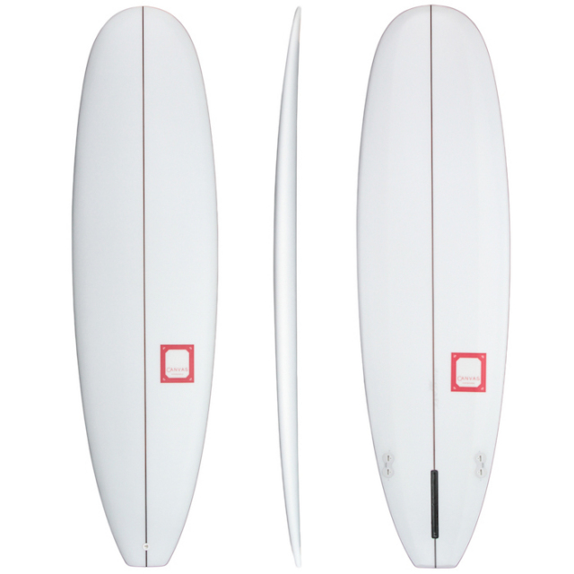 "【新品】 CANVAS Mini Noserider 6'12"" 6'12"" x 22-1/4"" x 3"" ※即納可能 千葉在庫"