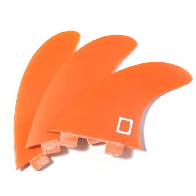 CANVAS Tri Fin Set