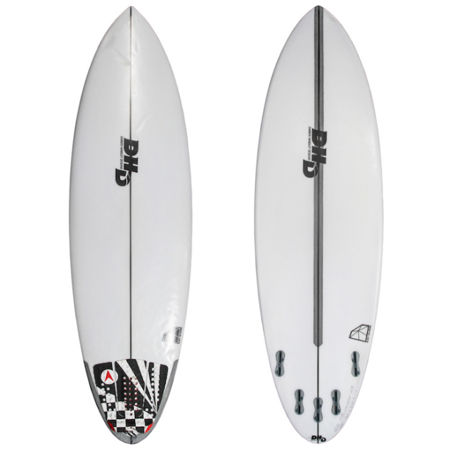 "【中古優良品】 DHD BLACK DIAMOND 6'1"" x 20-3/4"" x 2-3/4""  【商品グレード】★★★☆☆"
