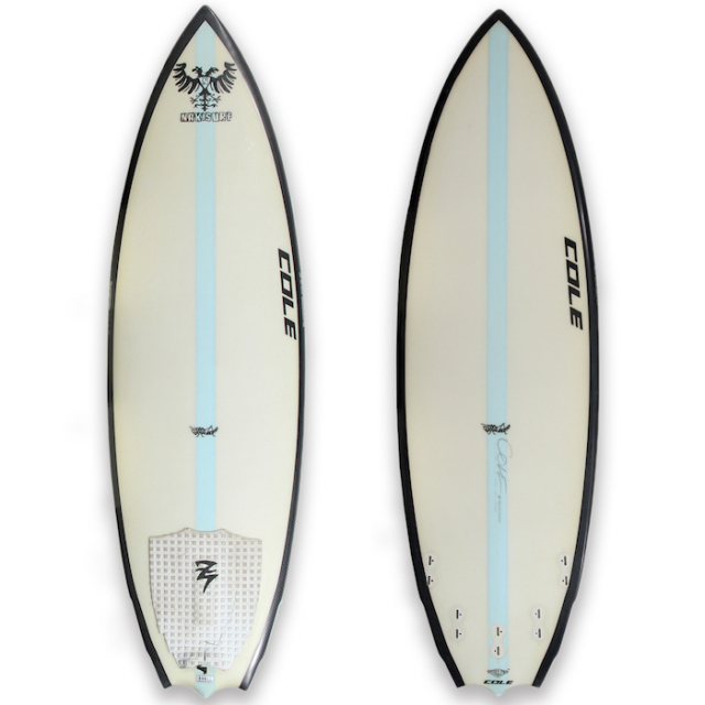 "【中古優良品】 GRASS HOPPER XTR 6'1"" x 21"" x 3""  【商品グレード】★★★☆☆"