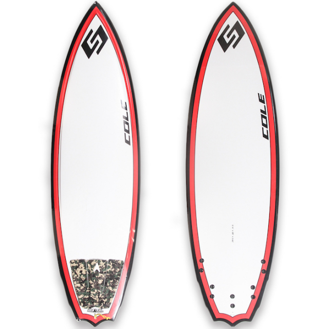 "【中古優良品】 GRASS HOPPER FLEX LITE 5'11"" x 20"" x 2-5/8""  【商品グレード】★★★☆☆"