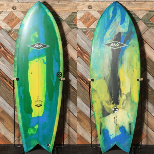 "【中古優良品】 BILT / BLOW FISH 5'3 x 20-3/4"" x 2-5/16""   【商品グレード】★★★☆☆ No.k110"