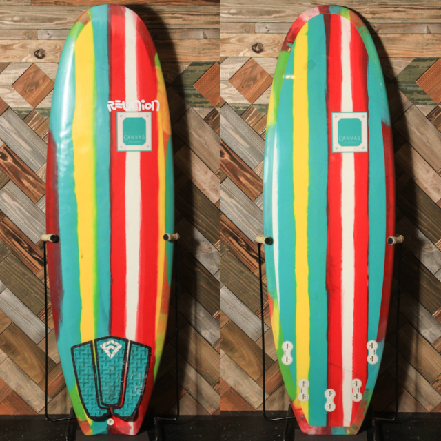 "【中古優良品】 CANVAS THE BUTTER ZONE 5'6"" x 20"" x 2-9/16""  【商品グレード】★★★☆☆ No.k112"