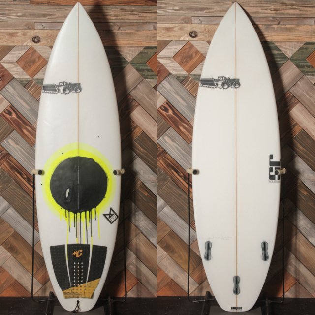 "【中古優良品】JS / MONSTA BOX 5'7"" x 18-5/8"" x 2-3/16""【商品グレード】★★★☆☆ No.k130"