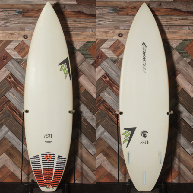 "【中古極上品】 FIRE WIRE / MICHEL BOWREZ 6'0 x 18-3/4"" x 2-9/16"" 【商品グレード】★★★★☆ No.k135"