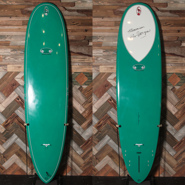 "【中古極上品】HAWAIIAN PRO DESIGNS / SCORPION 7'10"" x 23-1/4"" x 3"" 【商品グレード】★★★★☆ No.k136"