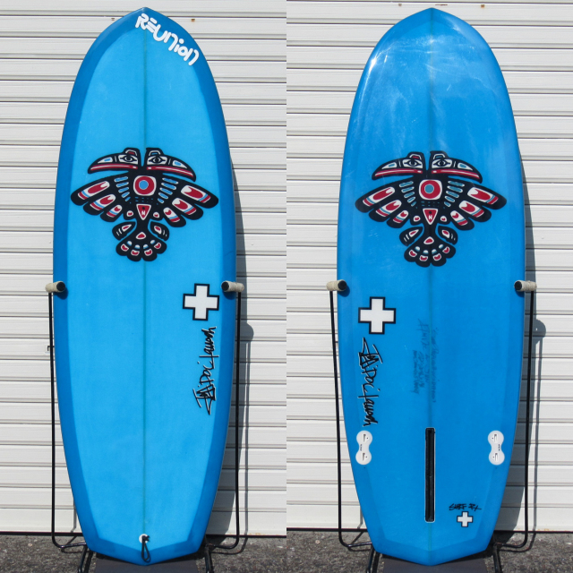"【中古優良品】 DOC/MINI SIMMONS THANG 5'2"" x 20-5/8"" x 2-3/8""  【商品グレード】★★★☆☆ No.k158"