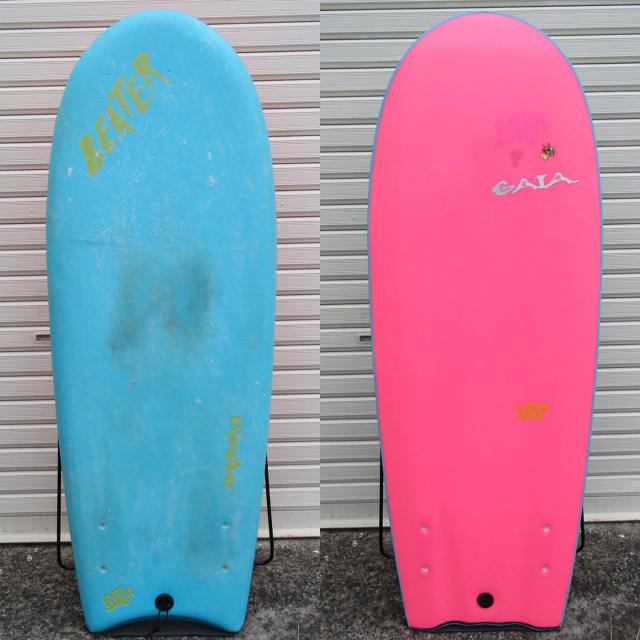 【中古優良品】 CATCHSURF THE BEATER TWIN FIN  【商品グレード】★★★☆☆ No.k160