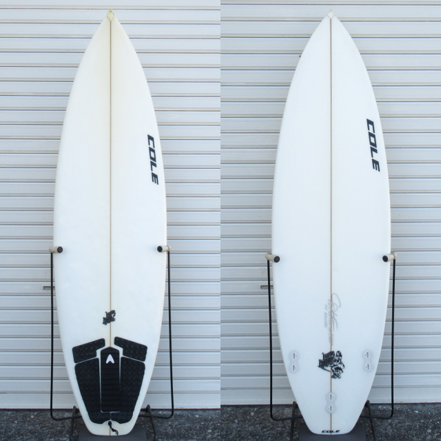 "【中古品】 COLE LOOSE CANNON 5'10"" x 18-7/8"" x 2-3/8""  【商品グレード】★★☆☆☆ No.k173"