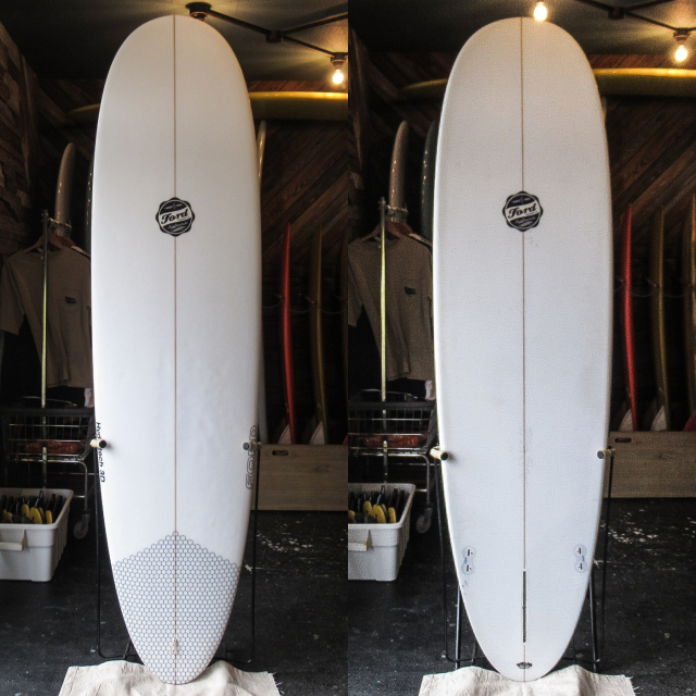 "【中古優良品】 FORD / MONSTER 7'4"" x 22-7/8"" x 2-7/8"" 【商品グレード】★★★☆☆ No.k220"