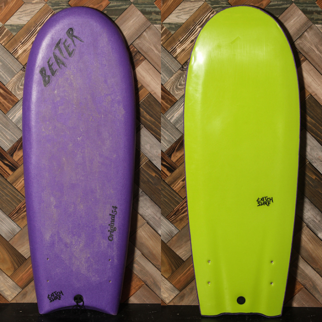 【中古優良品】 CATCHSURF THE BEATER TWIN FIN  【商品グレード】★★★☆☆ No.k72