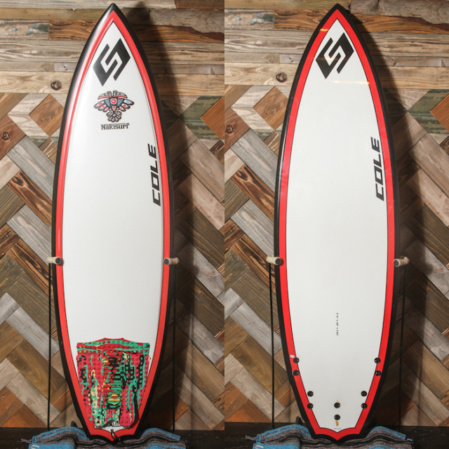 "【中古優良品】 GRASS HOPPER FLEX LITE 5'11"" x 20"" x 2-5/8""  【商品グレード】★★★☆☆ No.k79"