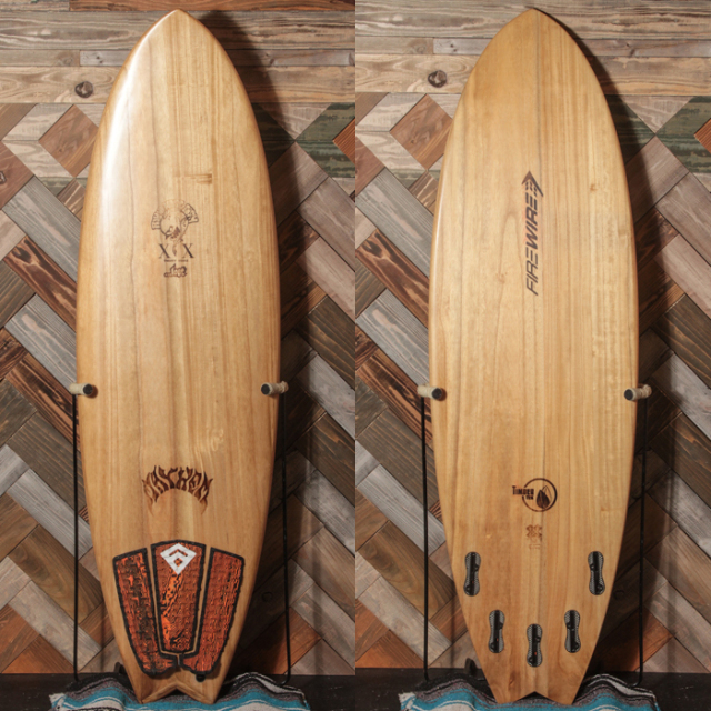 "【中古極上品】FIREWIRE RNF TIMBER TEK 5'6"" x 19-1/2"" x 2-5/16"" C-1324 【商品グレード】★★★★☆ No.k84"