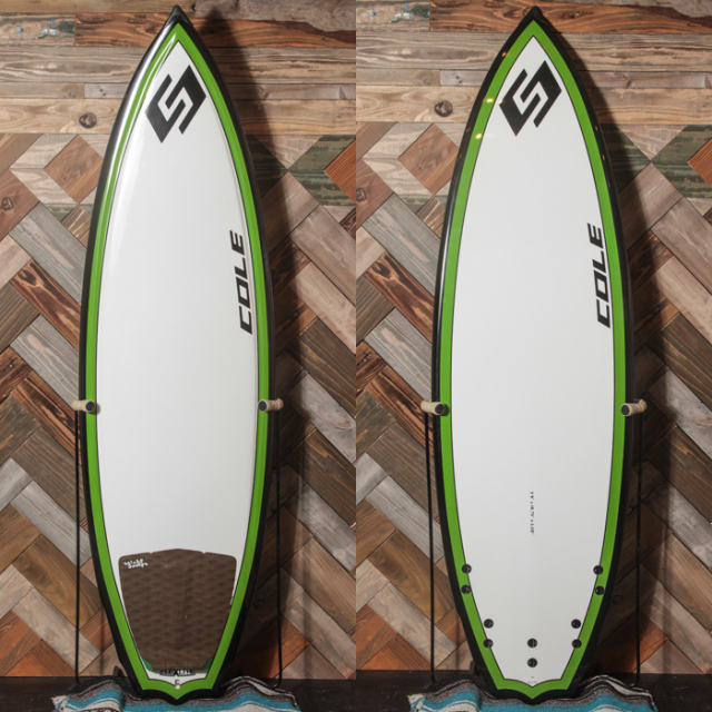 "【中古優良品】 GRASS HOPPER FLEX LITE 5'9"" x 19-3/4"" x 2-1/2""  【商品グレード】★★★☆☆ No.k85"