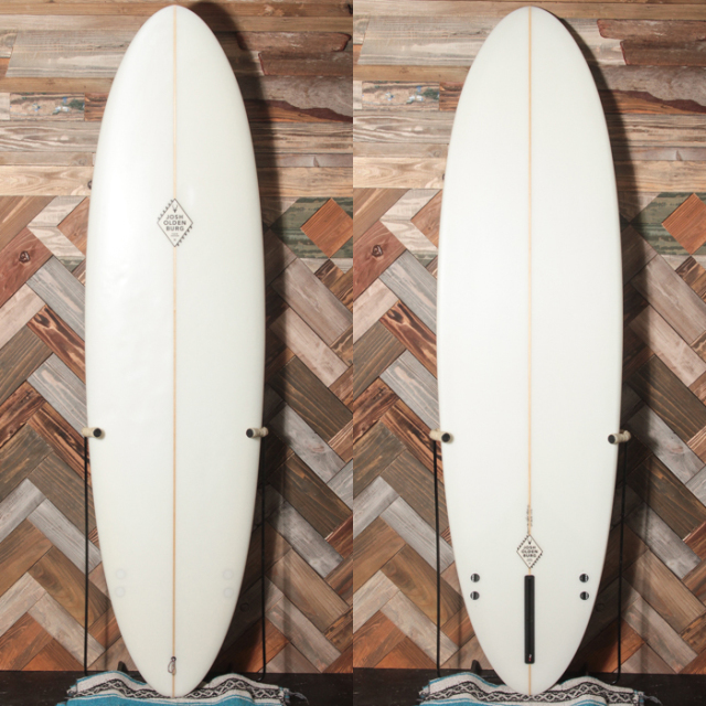"【中古優良品】 JOSH OLDENBURG SANDIEGO EGG 6'6"" x 20-1/2"" x 2-1/2""  【商品グレード】★★★☆☆ No.k92"