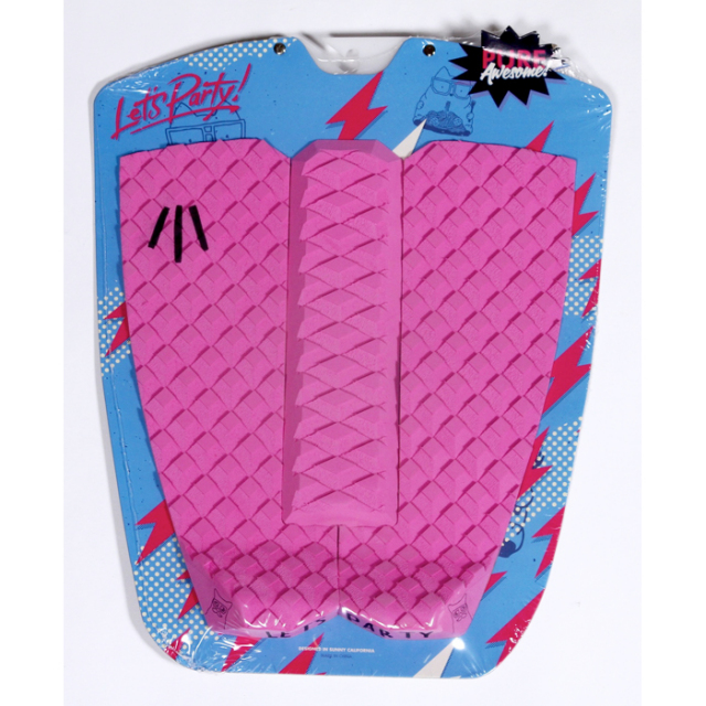 Let's Party ORIGINAL TRACTION PAD PINK