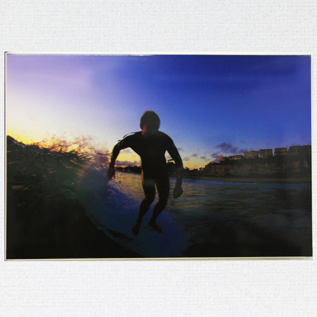 NAKIPHOTO [ショールーム展示作品] Christian Wach in Calafia State Park ジークレープリント(光沢)