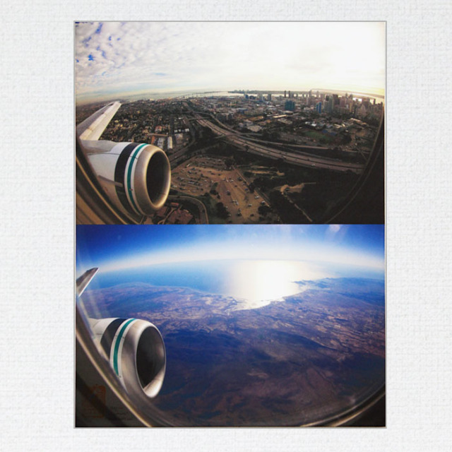 NAKIPHOTO [ショールーム展示作品] Mexico to California ジークレープリント