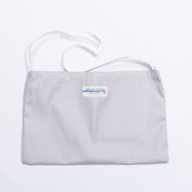 NEW AGE TRIPPERS S&M BAG GRAY