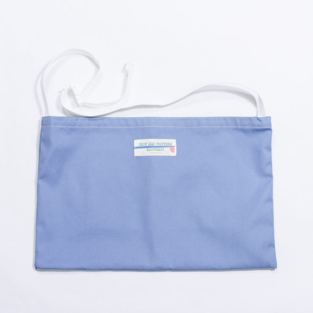 NEW AGE TRIPPERS S&M BAG BLUE