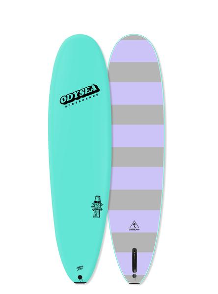 "ODYSEA The PLANK 8'0"" Single fin / TURQUOISE 【即納可能な千葉在庫】"