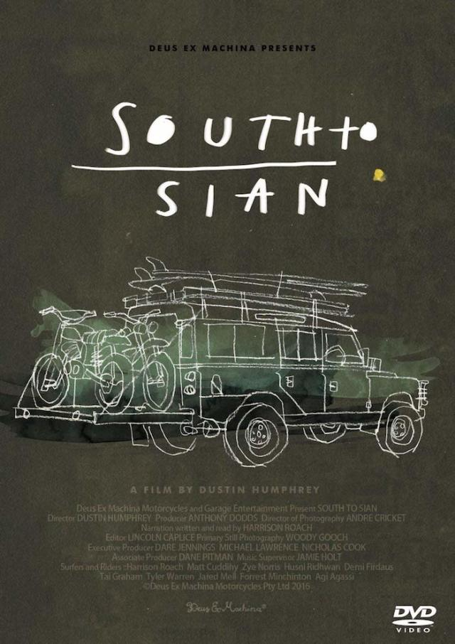 [DVD] SOUTH TO SIAN(サウス・トゥ・シアン)