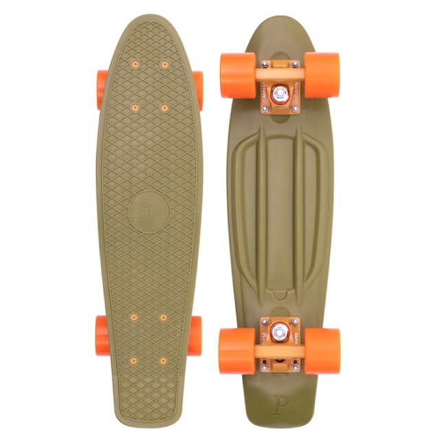 【Penny Skateboards】2020モデル BURNT OLIVE 22インチ