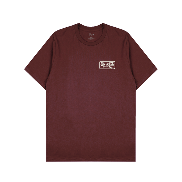 SAN ONOFRE SURF COMPANY / TRADITIONAL PATCH TEE ※Mサイズのみ