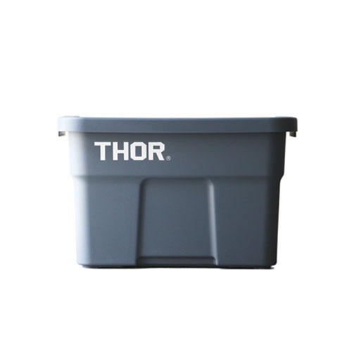 """Thor Large Totes With Lid """"22L / ソーラージトートウィズリッド""""22L"""