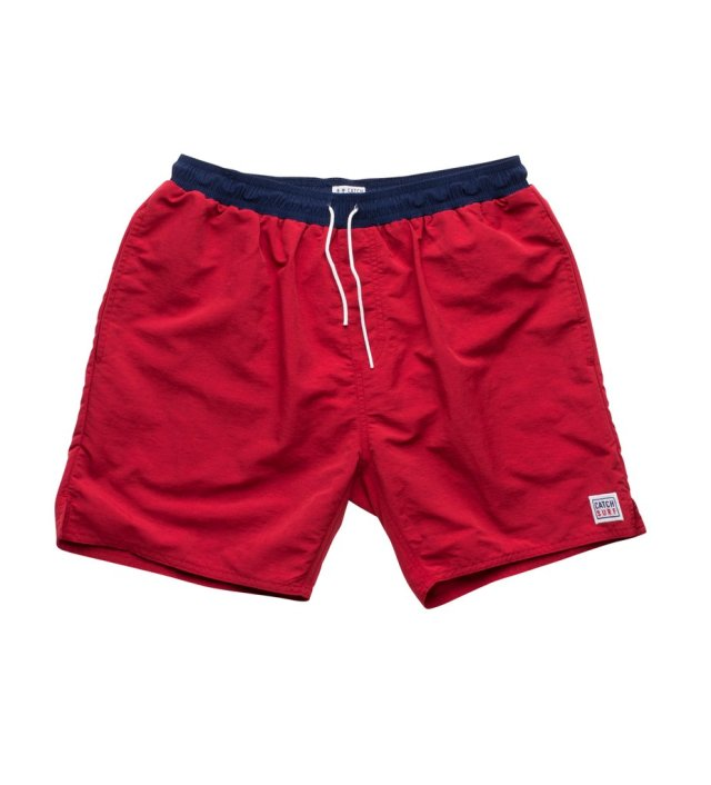 """CATCH SURF PERFECT 10 HERITAGE TRUNK (16"""") - RED"""