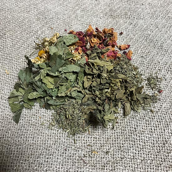 No.1リカバリィブレンドハーブティー / Recovery Blend Herb Tea