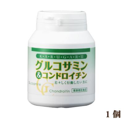 グルコサミン&コンドロイチン ボトル入りタイプ 1個(240粒入) (ジアスメディック) [p10]
